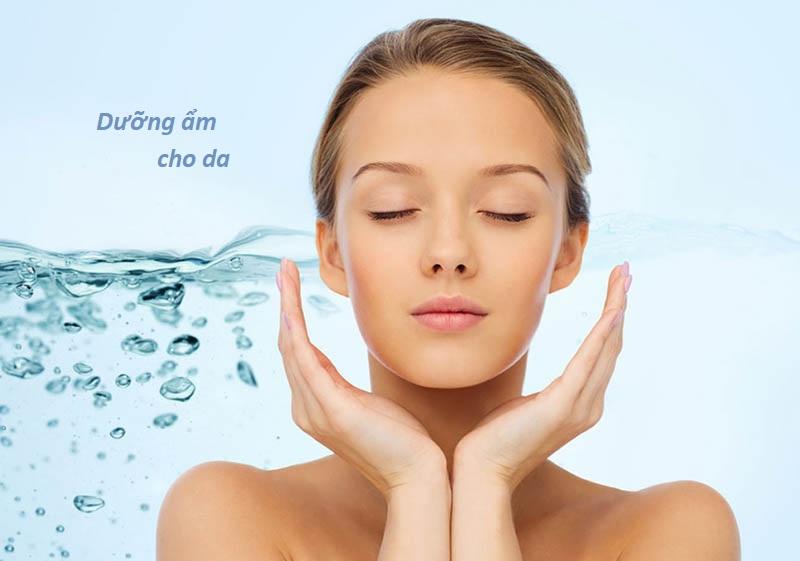 tầm quan trọng của việc dưỡng ẩm da mỗi ngày
