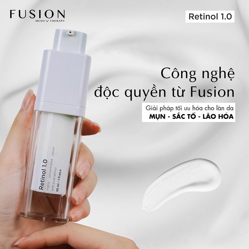 Retinol từ TTH Vietnam