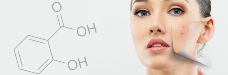công dụng của Salicylic Acid đối với da mụn