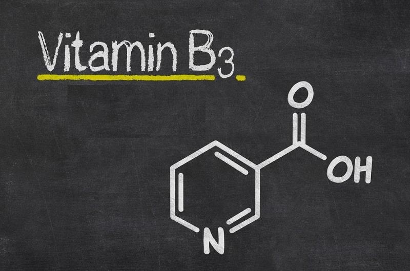 công dụng của niacinamide trong mỹ phẩm