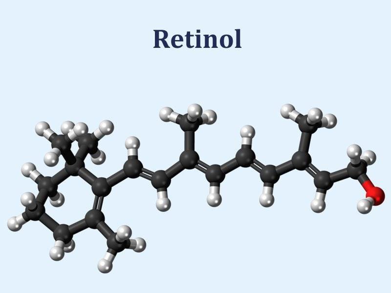 retinol là một dẫn xuất từ vitamin A